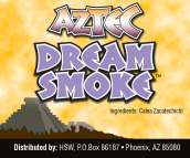 AZTEC DREAM HERBAL INCENSE BLEND