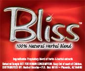 Buy BLISS EXOTIC HERBAL SMOKE