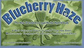 Blueberry Haze Herbal Incense Blend