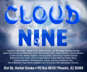 Buy CLOUD NINEEXOTIC HERBAL SMOKE