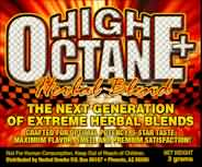 High Octane HERBAL INCENSE BLEND