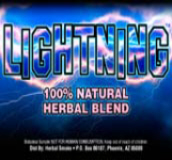 LIGHTNING HERBAL INCENSE BLEND