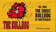 THE BULLDOG HERBAL INCENSE BLEND